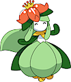 Monster Lilligant
