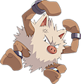 Monster Primeape