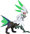 Monster Silvally-Grass
