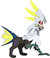 Monster Silvally-Electric