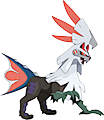 Monster Silvally-Fire