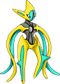 Monster Shiny-Deoxys-Attack