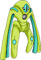 Monster Shiny-Deoxys-Defense
