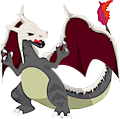 Monster Shiny-Charizard-Bony