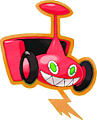Monster Shiny-Rotom-Mow