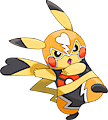 Monster Shiny-Pikachu-Libre