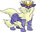 Monster Shiny-Arcanine-Sabertooth