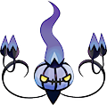 Monster Chandelure
