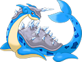 Monster Shiny-Lapras-Frost