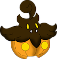 Monster Shiny-Pumpkaboo-Large