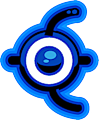 Monster Shiny-Unown-E