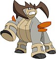 Monster Terrakion