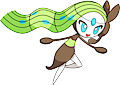 Monster Meloetta