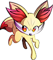 Monster Fennekin