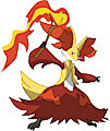 Monster Delphox