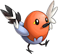 Monster Fletchling