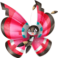 Monster Vivillon