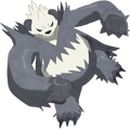 Monster Pangoro