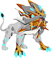 Monster Shiny-Solgaleo-Null