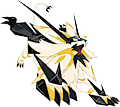 Monster Shiny-Necrozma-Dusk-Mane