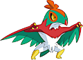 Monster Hawlucha