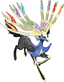 Monster Xerneas