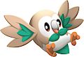 Monster Rowlet