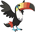 Monster Toucannon