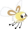 Monster Cutiefly