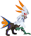 Monster Shiny-Silvally-Ground