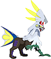 Monster Shiny-Silvally-Electric