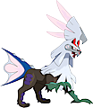 Monster Shiny-Silvally-Fairy