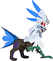 Monster Shiny-Silvally-Flying
