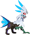 Monster Shiny-Silvally-Dragon