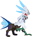 Monster Shiny-Silvally-Water