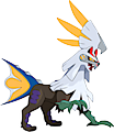 Monster Shiny-Silvally-Fighting