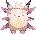 Monster Mega-Clefable