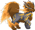 Monster Mega-Arcanine