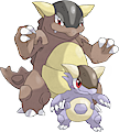 Monster Mega-Kangaskhan