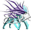 Monster Mega-Suicune-Ghost