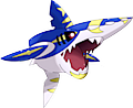 Monster Mega-Sharpedo