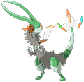 Monster Mega-Flygon-Burrower