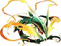 Monster Mega-Rayquaza