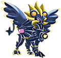 Monster Mega-Luxray-Cyber