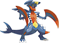 Monster Mega-Garchomp