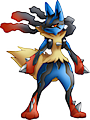Monster Mega-Lucario