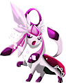 Monster Mega-Glaceon-Rose