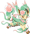Monster Mega-Leafeon