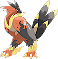 Monster Mega-Talonflame