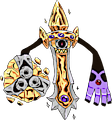 Monster Mega-Aegislash